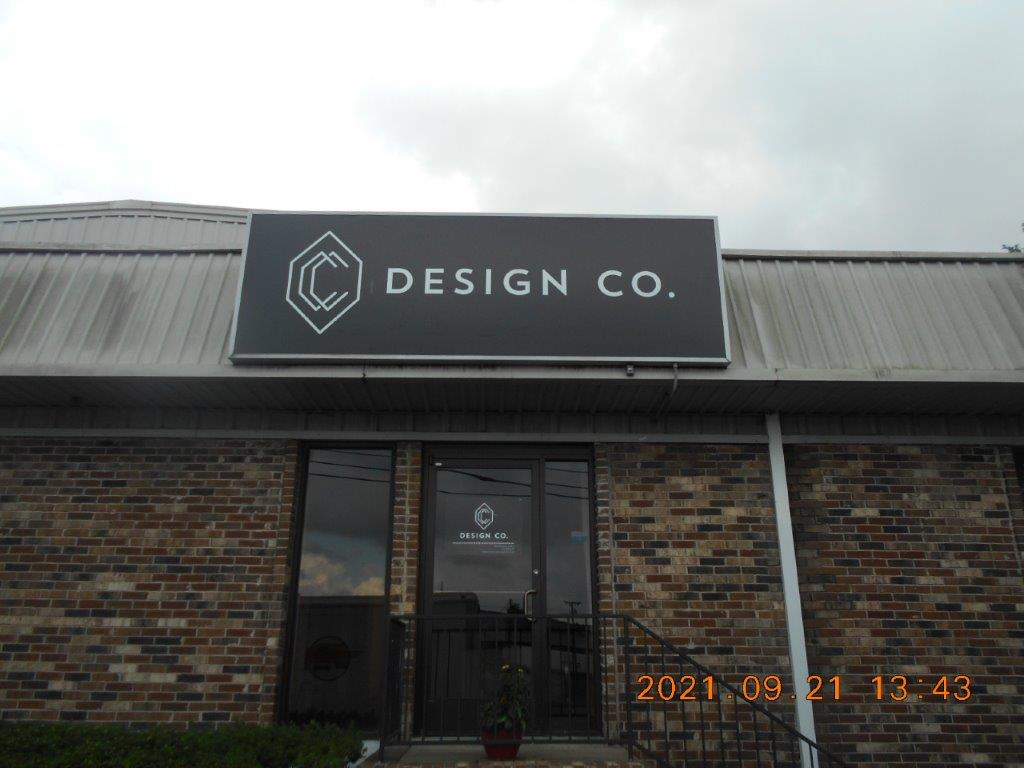 design company sign - local sign company and business sign maker with led conversion in nashville - Joslin Sons Signs