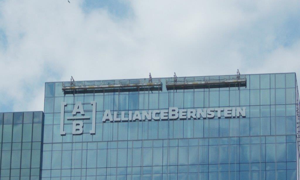 alliance bernstein wo 386919 4 - Joslin & Sons Signs