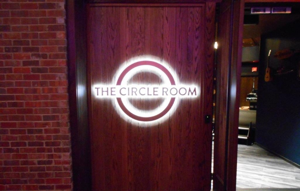 Quality Business Sign for The Circle Room