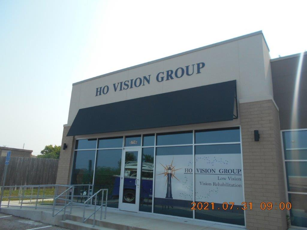 vision healthcare sign - local sign company and business sign maker with led conversion in nashville - Joslin Sons Signs