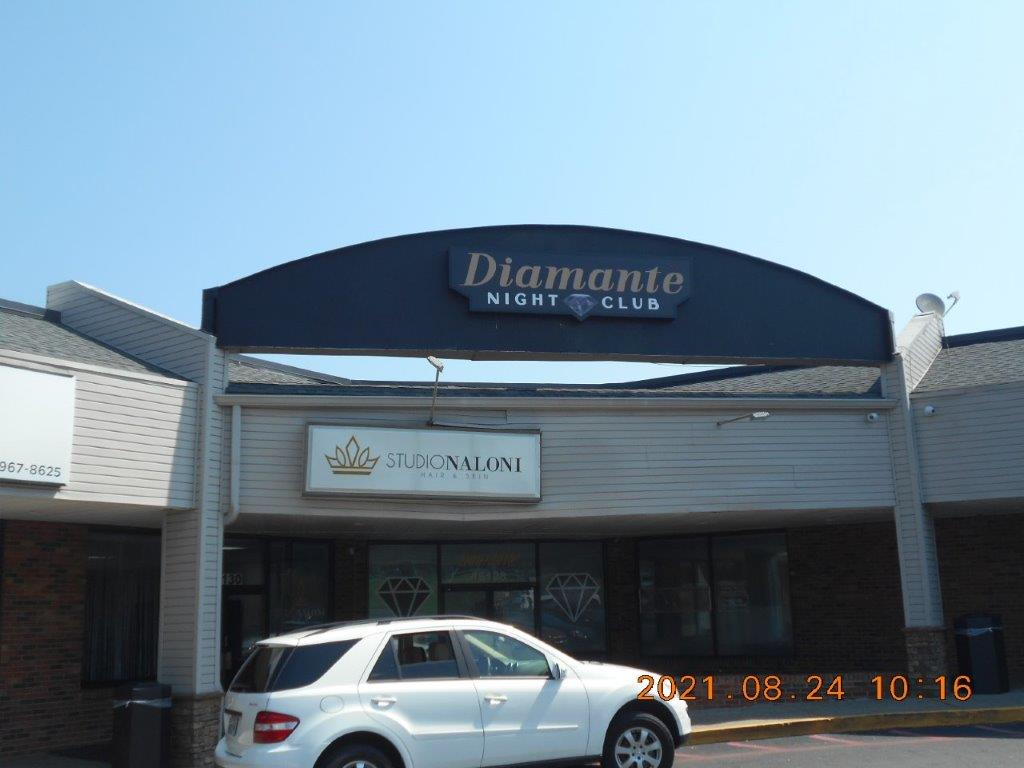 night club entertainment sign - local sign company and business sign maker with led conversion in nashville - Joslin Sons Signs