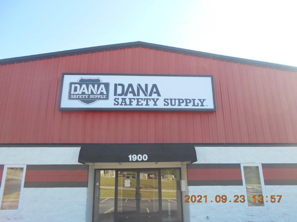safety sign - local sign company and business sign maker with led conversion in nashville - Joslin Sons Signs