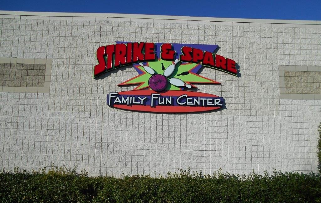 strike and spare wo 387777 - Joslin & Sons Signs