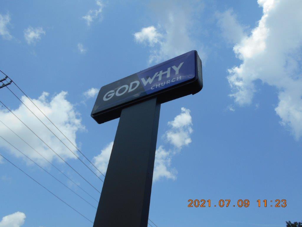 church signs in Nashville